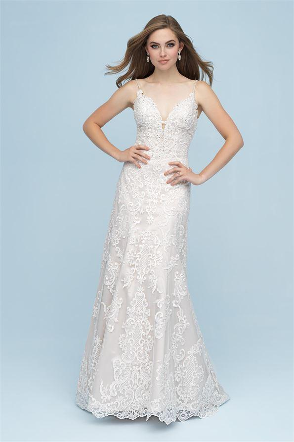 Chọn được chiếc váy cưới phù hợp đôi khi tốn rất nhiều thời gian của bạn