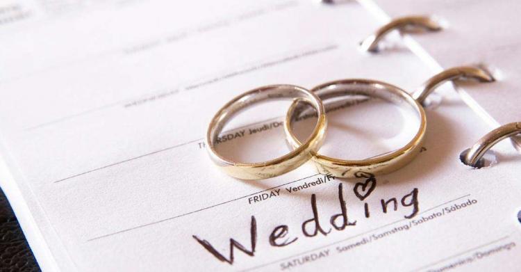 Chọn ngày cưới trước lễ cưới ít nhất từ 4 đến 6 tháng