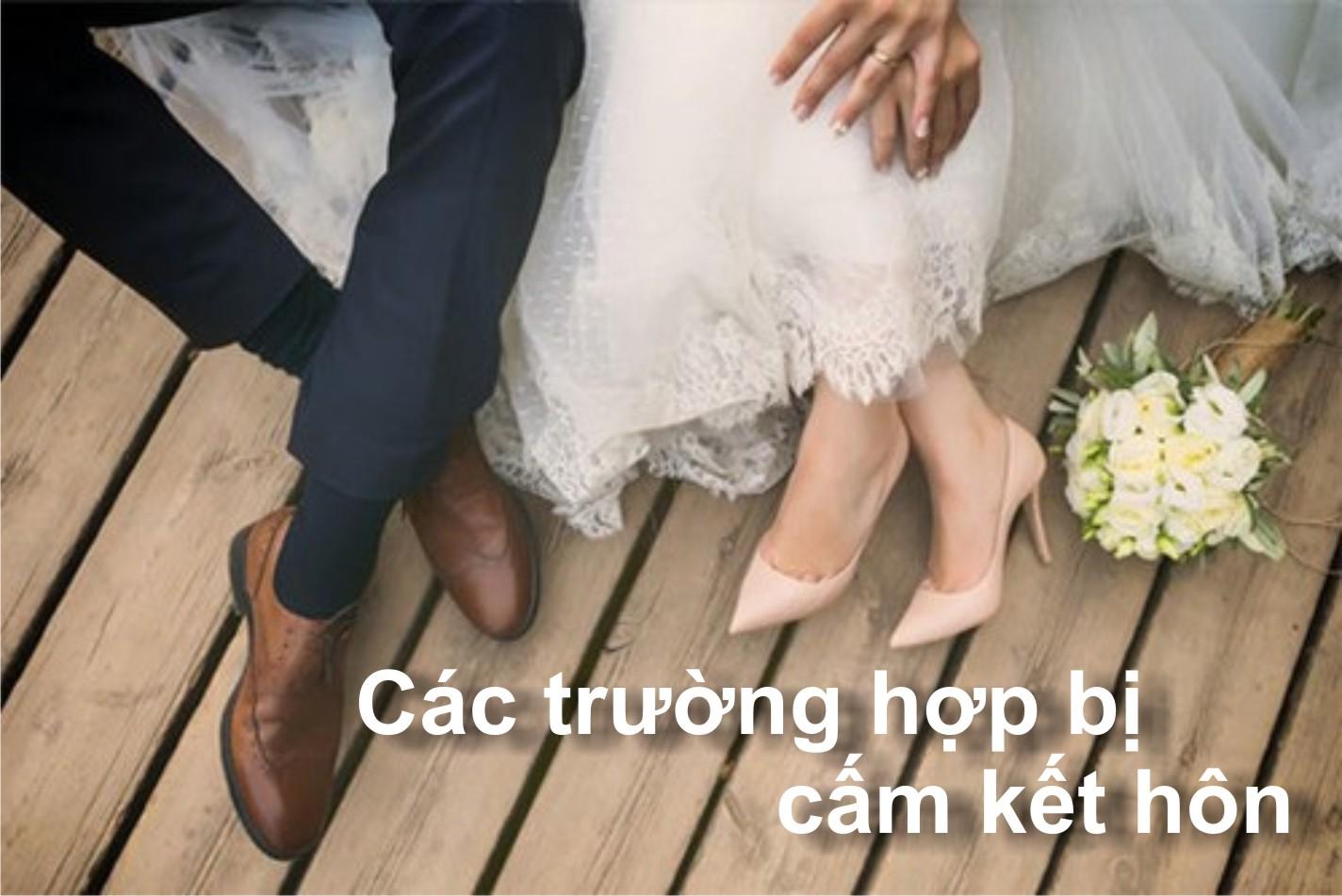 Cấm kết hôn