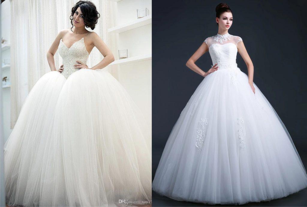 Những kiểu váy cưới ngoại nhập với chất liệu xịn luôn rất đắt