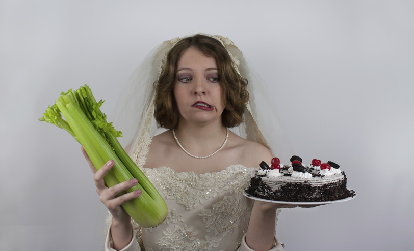 cải thiện chế độ ăn uống trước ngày cưới