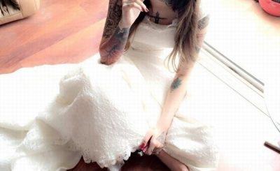 cô dâu xâm mình