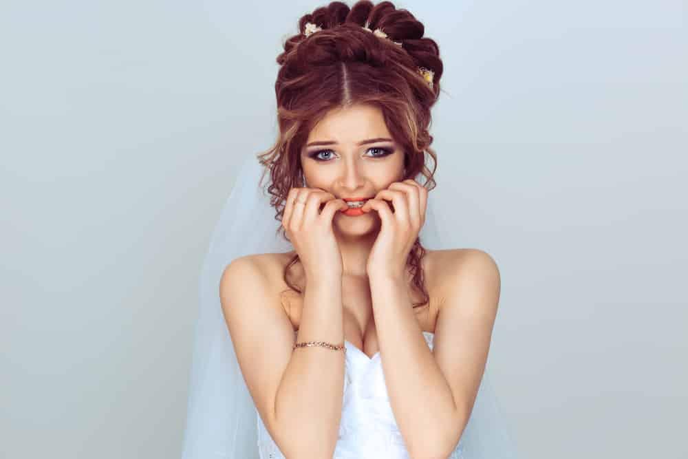 Chia sẻ nổi lo lắng để giảm stress trước ngày cưới