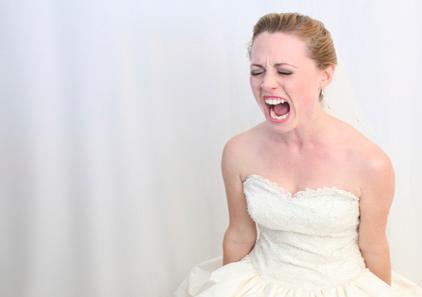 stress trước ngày cưới