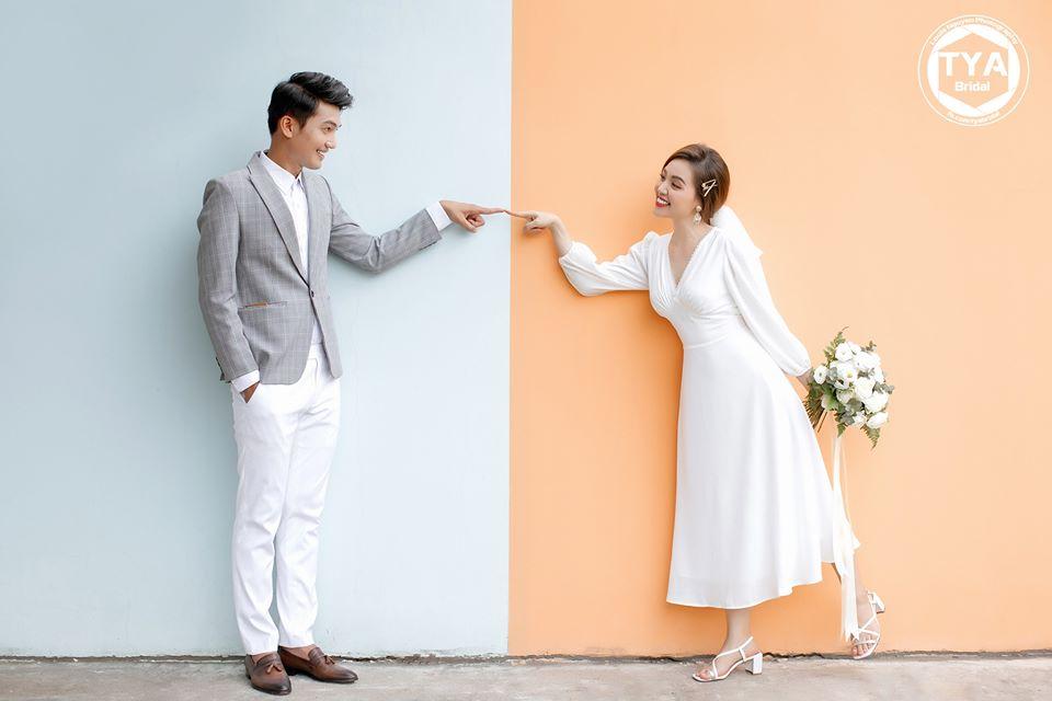 Ảnh cưới và phim cưới chiếm 10% ngân sách cưới