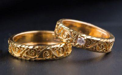 nguồn góc nhẫn cưới