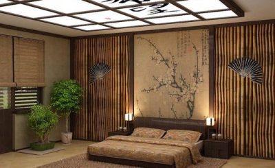 Thiết kế phòng tân hôn theo phong cách Zen Nhật Bản