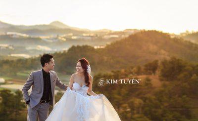 Áo cưới Kim Tuyến