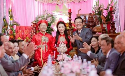 Nghi thức cưới của người Hà Nội