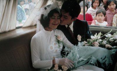 Trang phục cưới xưa