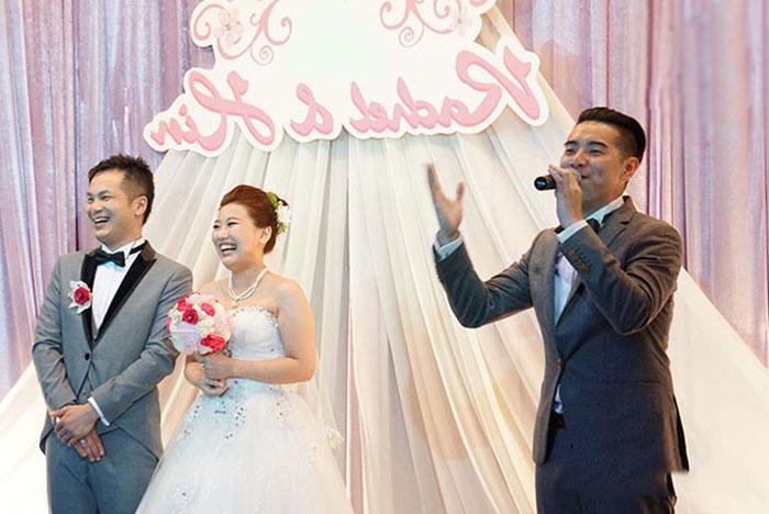 MC lễ cưới