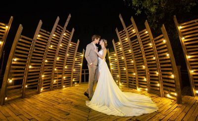 chụp ảnh cưới đêm