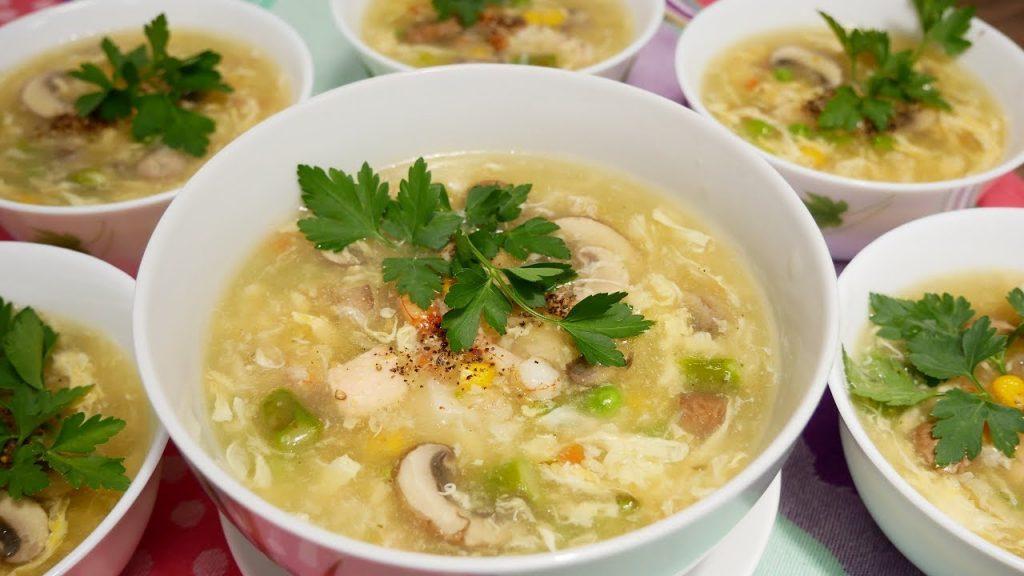 món súp