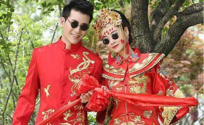 hôn lễ người hoa