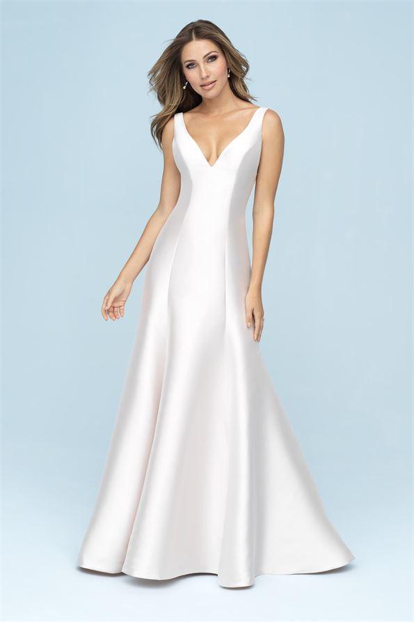 Lựa chọn loại váy cưới phù hợp với mình