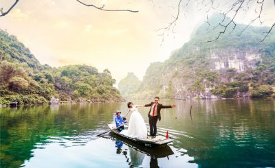 Chụp ảnh cưới tại Ninh Bình