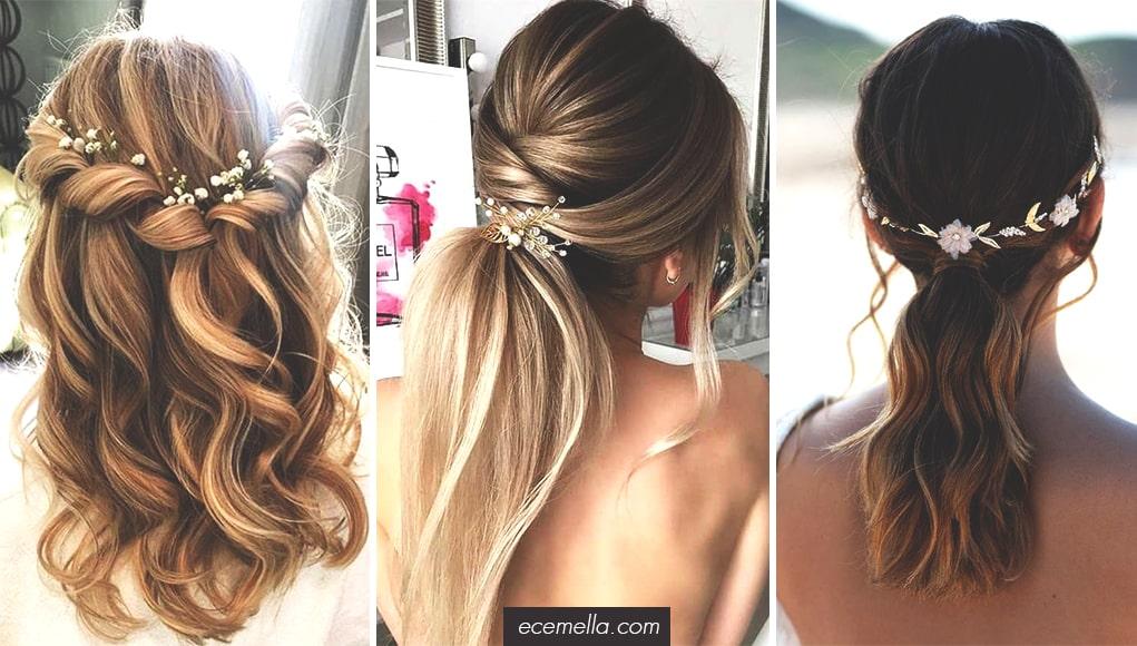 Các loại kẹp tóc cô dâu