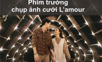Phim trường chụp ảnh cưới L'amour