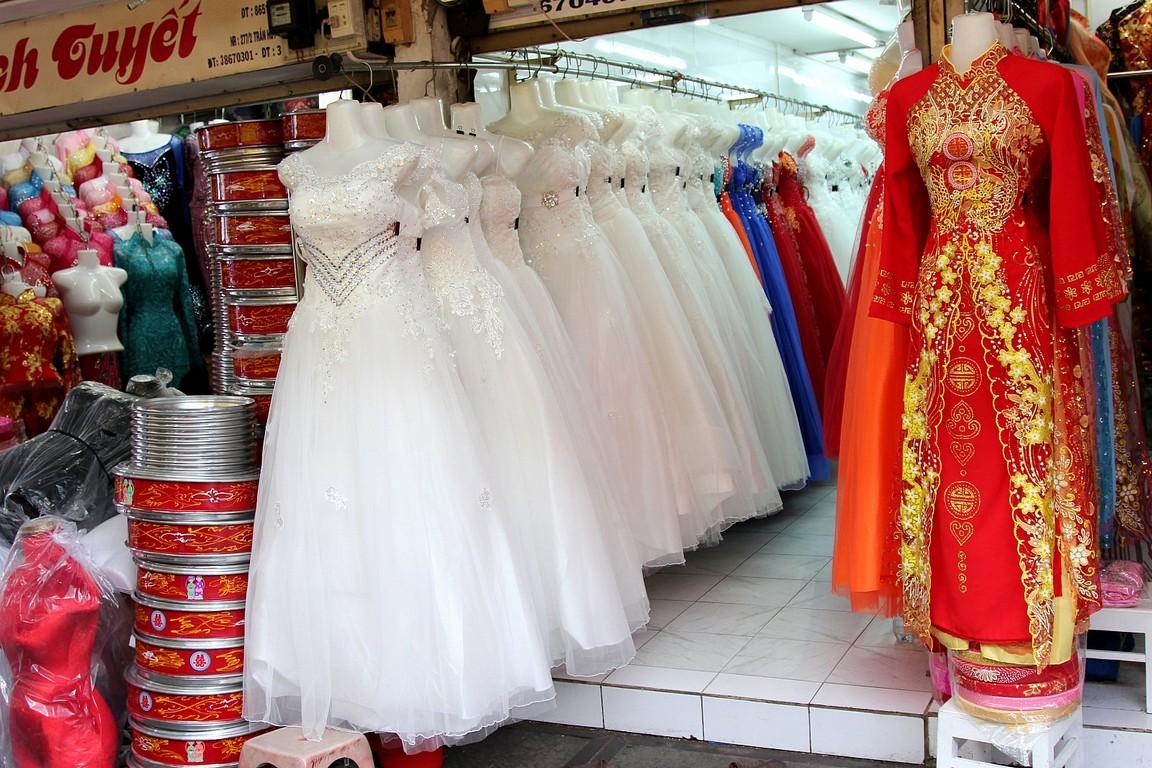 Chợ áo cưới