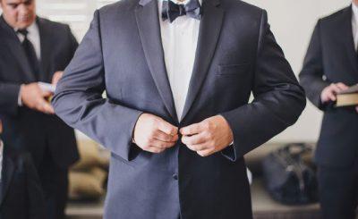trang phục cưới cho chú rể