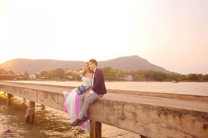 Áo cưới xinh xinh studio