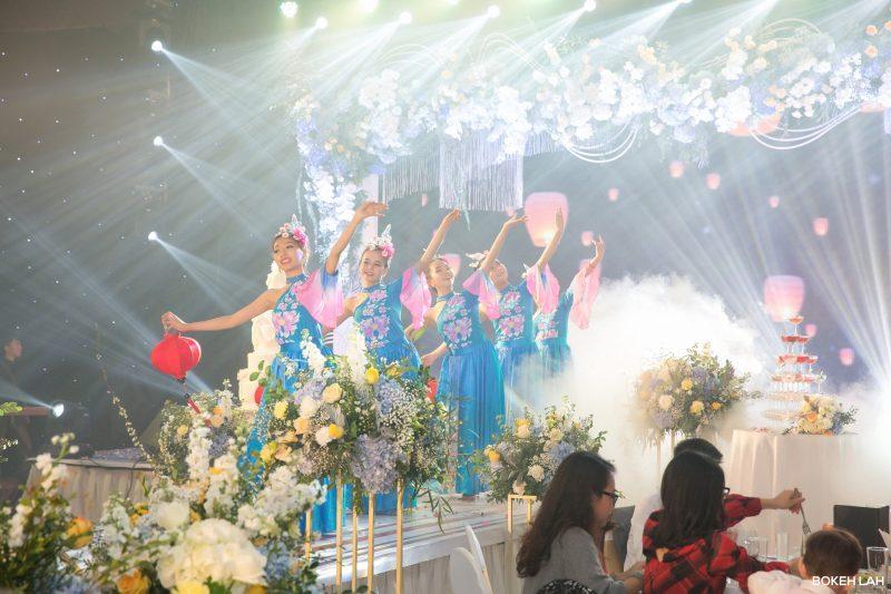 Múa khai mạc tiệc cưới
