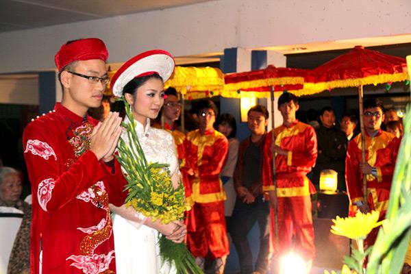 lịch sử hôn lễ