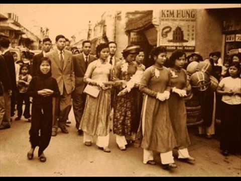 Trang phục cưới Việt Nam thập niên 60 - 70
