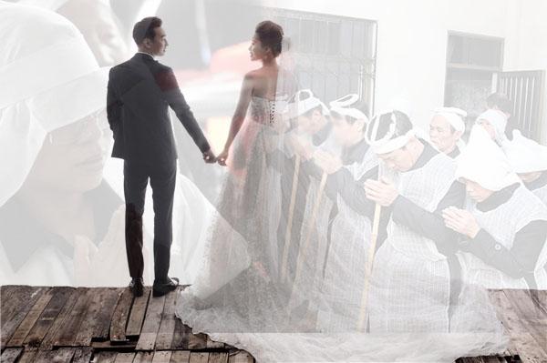 Đám cưới kiêng kỵ nhà có tang