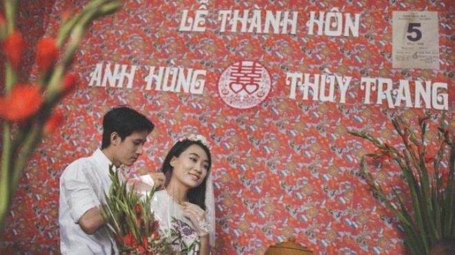 lễ cưới thời bao cấp