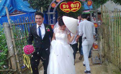 đám cưới người nhơn thành