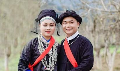 phong tục cưới người nùng